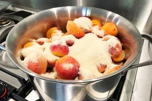 Gundelrebe - Marmelade einkochen