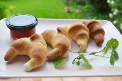 Gundelrebe - Frühstückskipferl