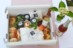 Gundelrebe - Frühstück in der Box